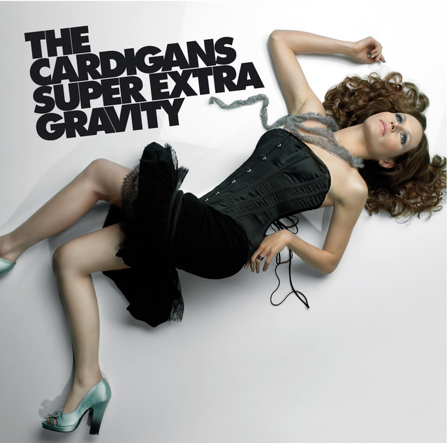 Album cover for Super Extra Gravity by The Cardigans
