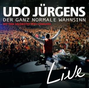 Der ganz normale Wahnsinn - LIVE Albumcover