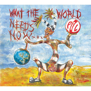 What the World Needs Now... album