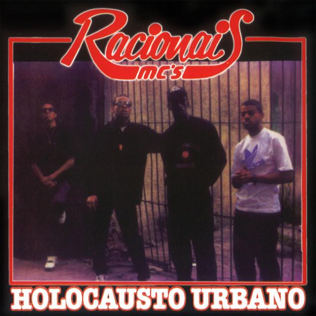 Holocausto Urbano Albumcover
