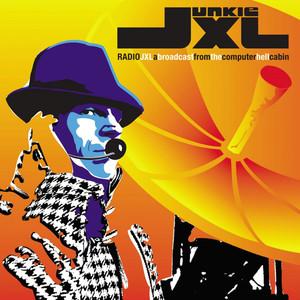Junkie XL Saffron Beauty Never Fades (feat. Saffron) cover