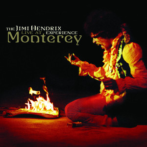 Live At Monterey Albumcover
