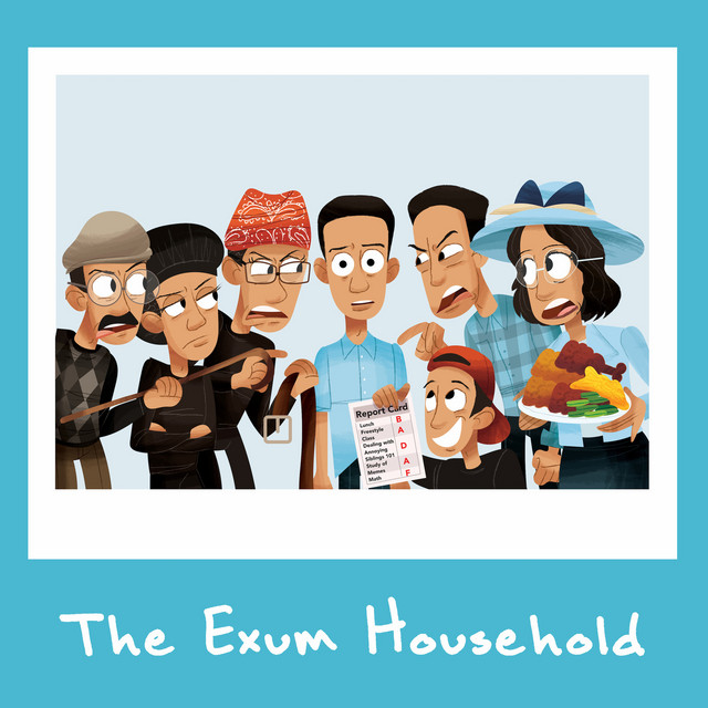 The Exum Household