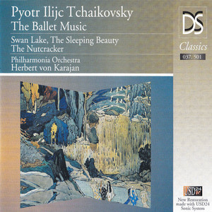 Tchaikovsky: The Ballet Music Albumcover