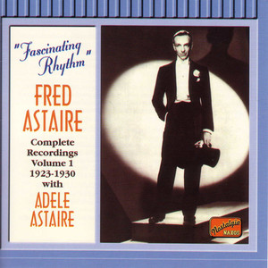 Fred Astaire, Al Starita and His Boy Friends Not My Girl cover