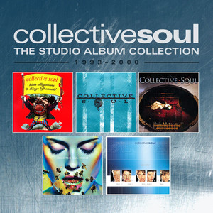 The Studio Album Collection 1993-2000 album