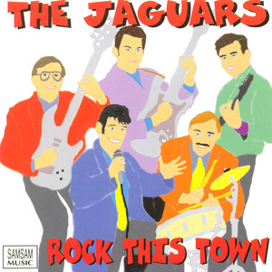 The Jaguars Let's Twist Again cover