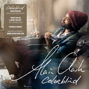Alain Clark Father & Friend cover
