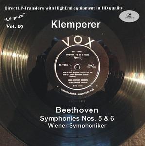 Beethoven: Symphonies Nos. 5 & 6 Albümü
