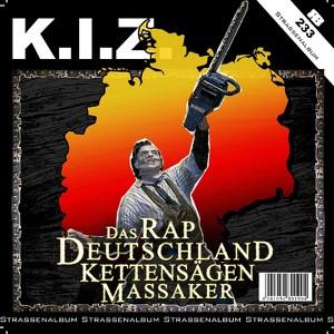 Das Rap Deutschland Kettensägen Massaker Albumcover