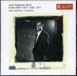 Bach: Suites BWV 1007, 1009, 1011 album
