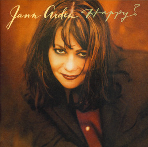 Jann Arden Saved cover