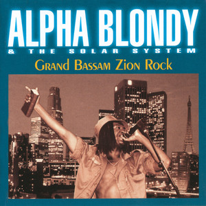 Grand Bassam Zion Rock Albumcover