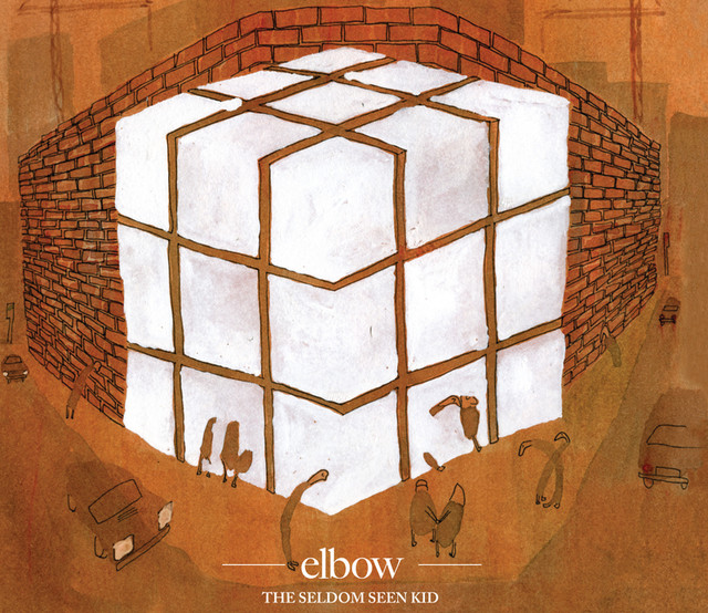 Album cover for The Seldom Seen Kid by Elbow