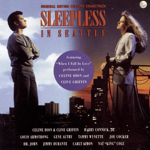 Sleepless In Seattle: Original Motion Picture Soundtrack Albumcover