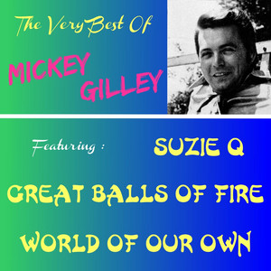 The Very Best of Mickey Gilley album
