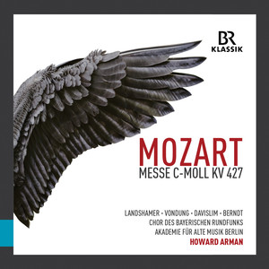 "Mozart: Mass in C Minor, K. 427 ""Great"" (Reconstr. C. Kemme) Albümü"