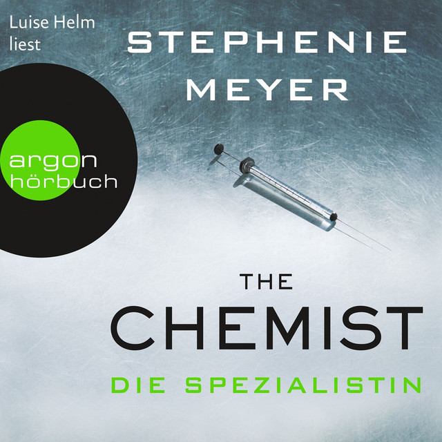 Album cover for The Chemist - Die Spezialistin (Ungekürzte Lesung) by Stephenie Meyer