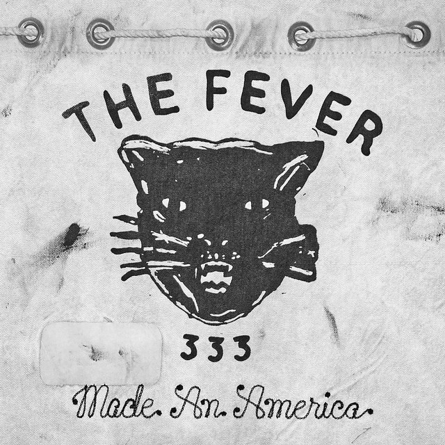 Album cover for Made An America by THE FEVER 333