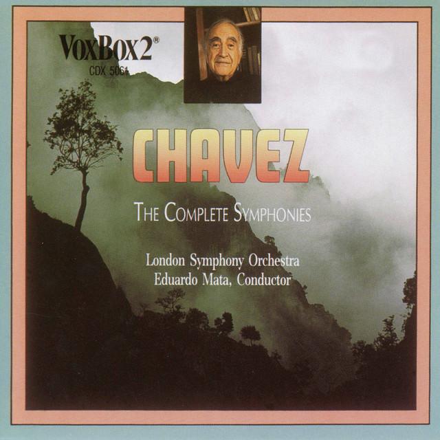 Chávez: The Complete Symphonies