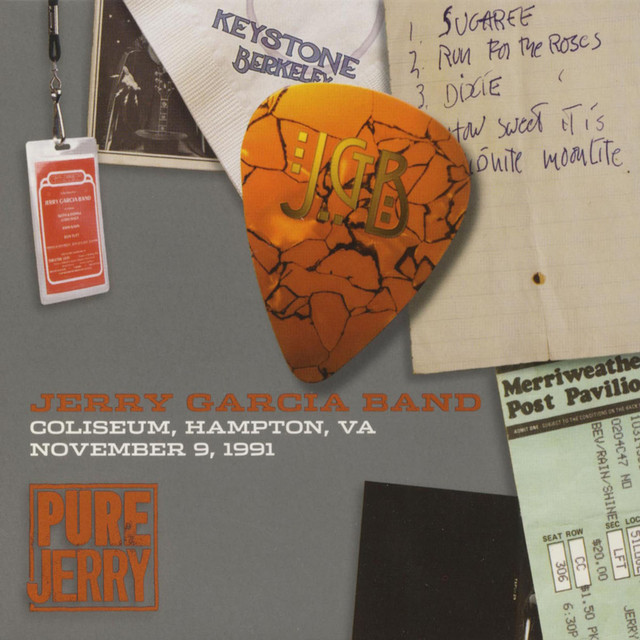 Pure Jerry: Coliseum, Hampton, Virginia, November 9, 1991