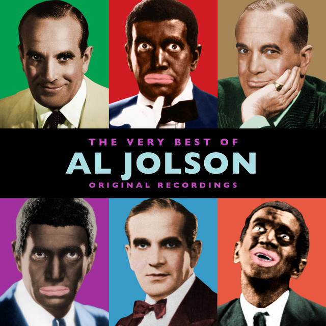 Al Jolson The Very Best Of album cover