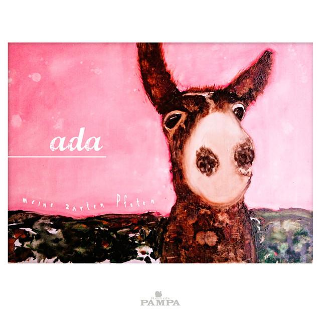 Ada Meine zarten Pfoten album cover