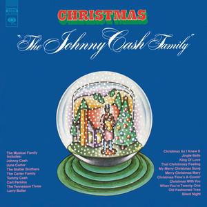 The Johnny Cash Family Christmas album