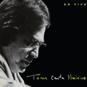 Tom canta Vinicius (ao vivo) album