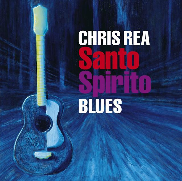 Chris Rea Santo Spirito Blues album cover