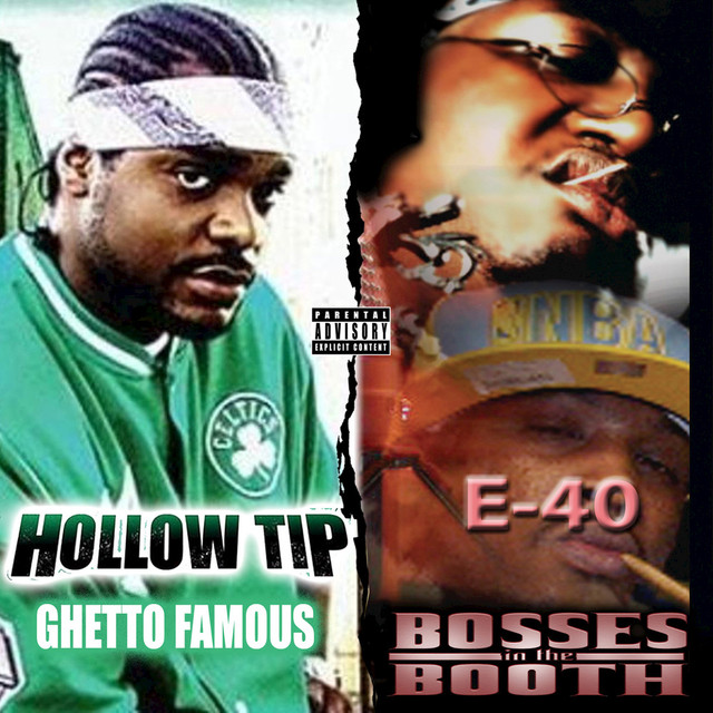 Bosses in the Booth & Ghetto Famous (Deluxe Edition) Albumcover