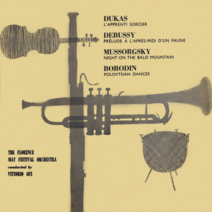 Dukas-Debussy-Mussorgsky-Borodin Albümü