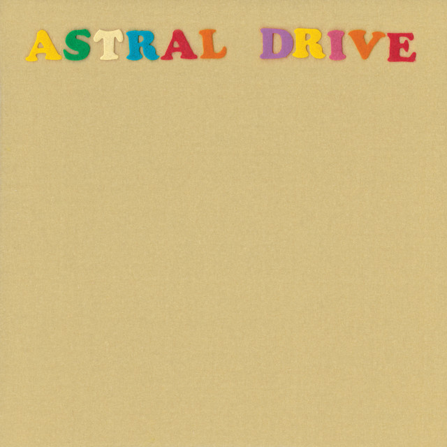 Album cover for Astral Drive by Astral Drive