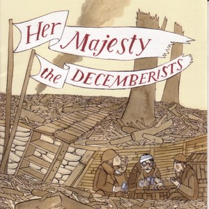 Her Majesty The Decemberists Albumcover