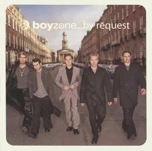 Boyzone When the Going Gets Tough cover