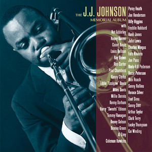 J.J. Johnson, Joe Pass Nature Boy cover