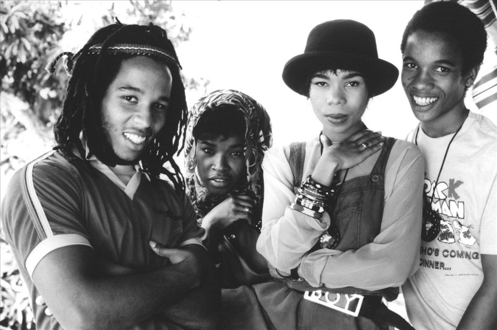 Ziggy Marley & The Melody Makers