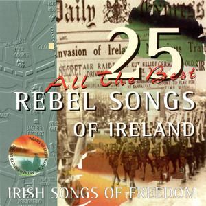 25 Rebel Songs Of Ireland album
