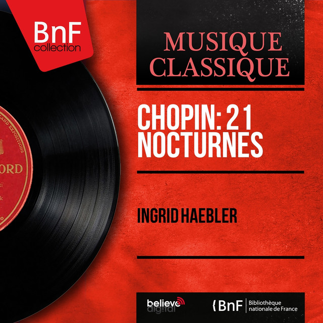 Chopin: 21 Nocturnes (Mono Version) by Frédéric Chopin on