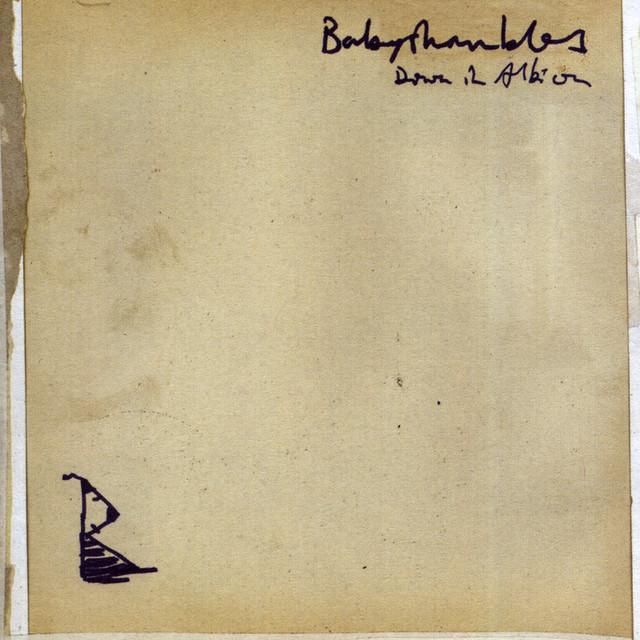 Album cover for Down In Albion by Babyshambles