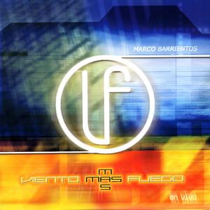 Viento Mas Fuego Albumcover