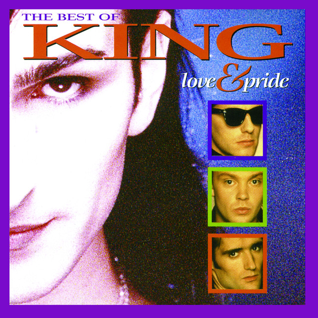 King Love and Pride - The Best of King album cover