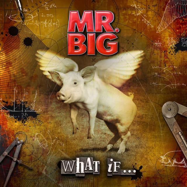 Mr. Big What If... album cover