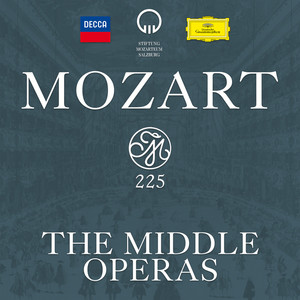 Mozart 225 - The Middle Operas Albümü