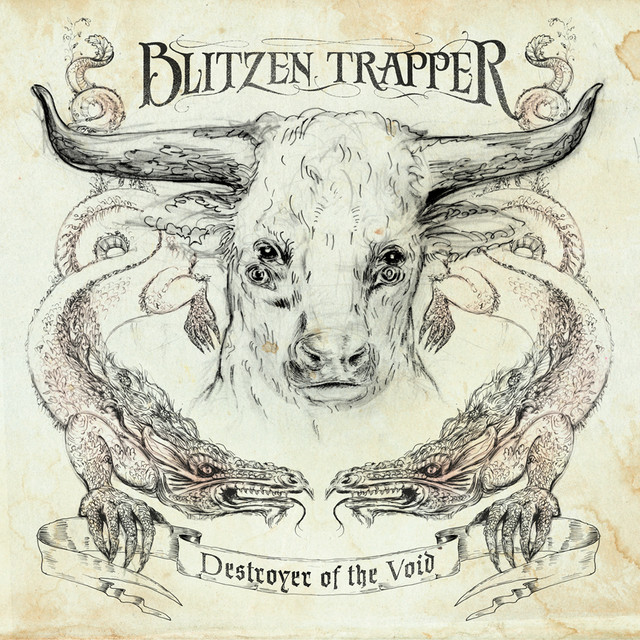 Blitzen Trapper Destroyer of the Void album cover