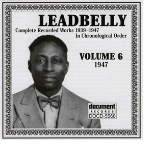 Leadbelly Vol. 6 (1947) album