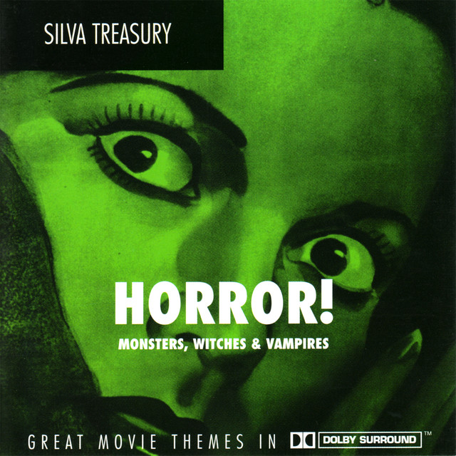 Horror! Monsters, Witches & Vampires by Various Artists on