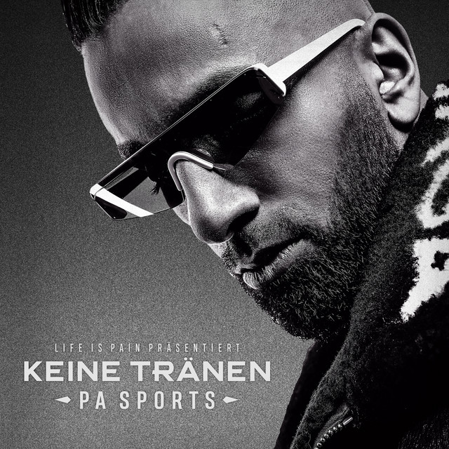 Album cover for Keine Tränen by PA Sports