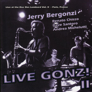 Jerry Bergonzi, Renato Chicco, Dave Santoro, Andrea Michelutti Just Friends cover