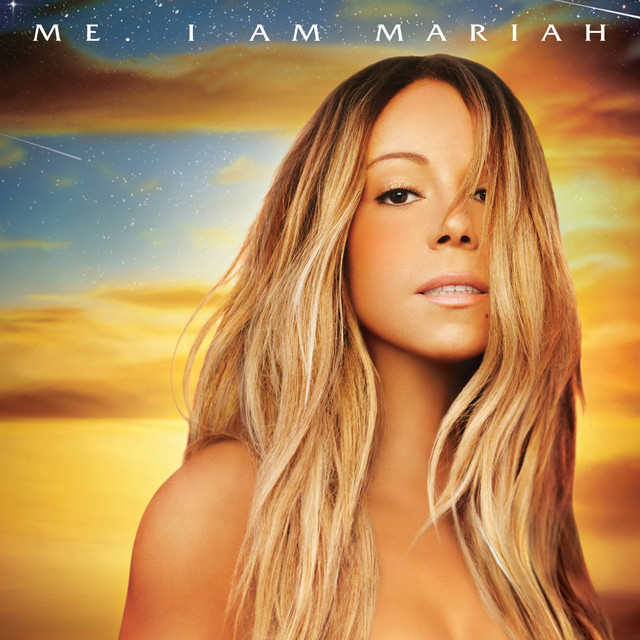 Mariah Carey Me. I Am Mariah…The Elusive Chanteuse (Deluxe) album cover